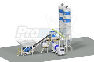 ny PROMAX  Compact Concrete Batching Plant C100-TWN PLUS (100m³/h) betongfabrikk