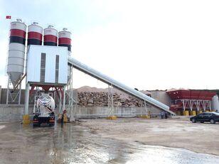 ny PROMAX STATIONARY Concrete Batching Plant S160-TWN (160m3/h) betongfabrikk