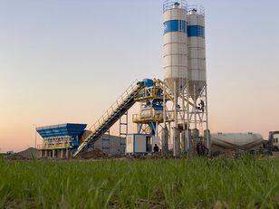 ny PROMAX Stationary Concrete Batching Plant S130 TWN betongfabrikk