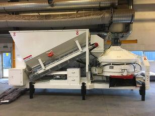 ny SUMAB Scandinavian Quality! Economy Class K-10 (Pan mixer 750 \ 500 L) betongfabrikk