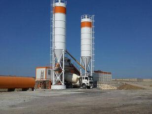 ny ASUR MAKİNA  BOLTED CEMENT  SİLOS betongfabrikk