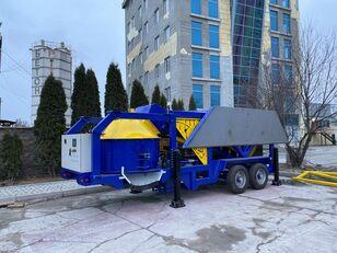 ny CONMACH MobKing-30CP betongfabrikk