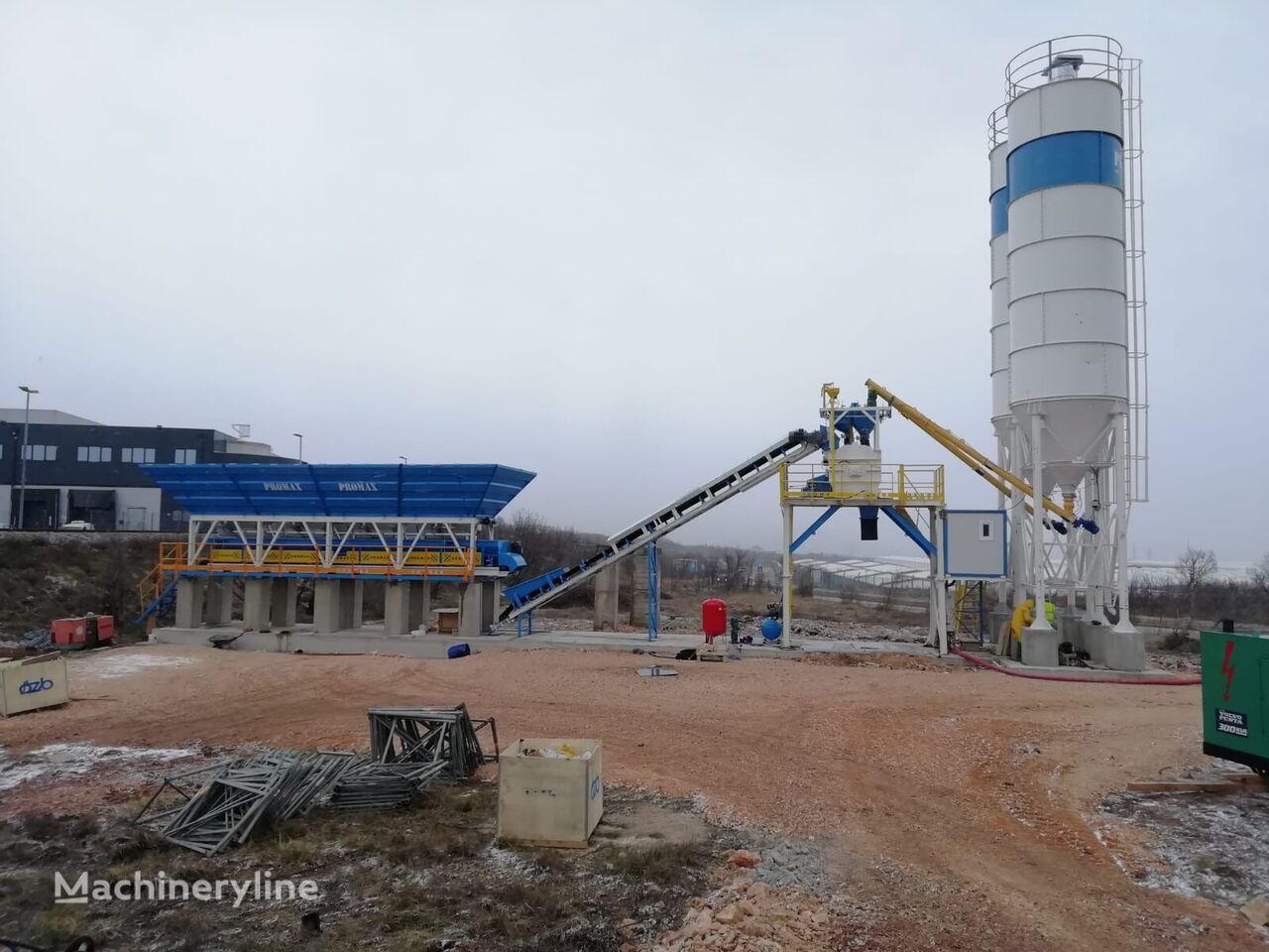 ny PROMAX Planta de Hormigón Compacta C60-SNG LINE (60m³/h) betongfabrikk