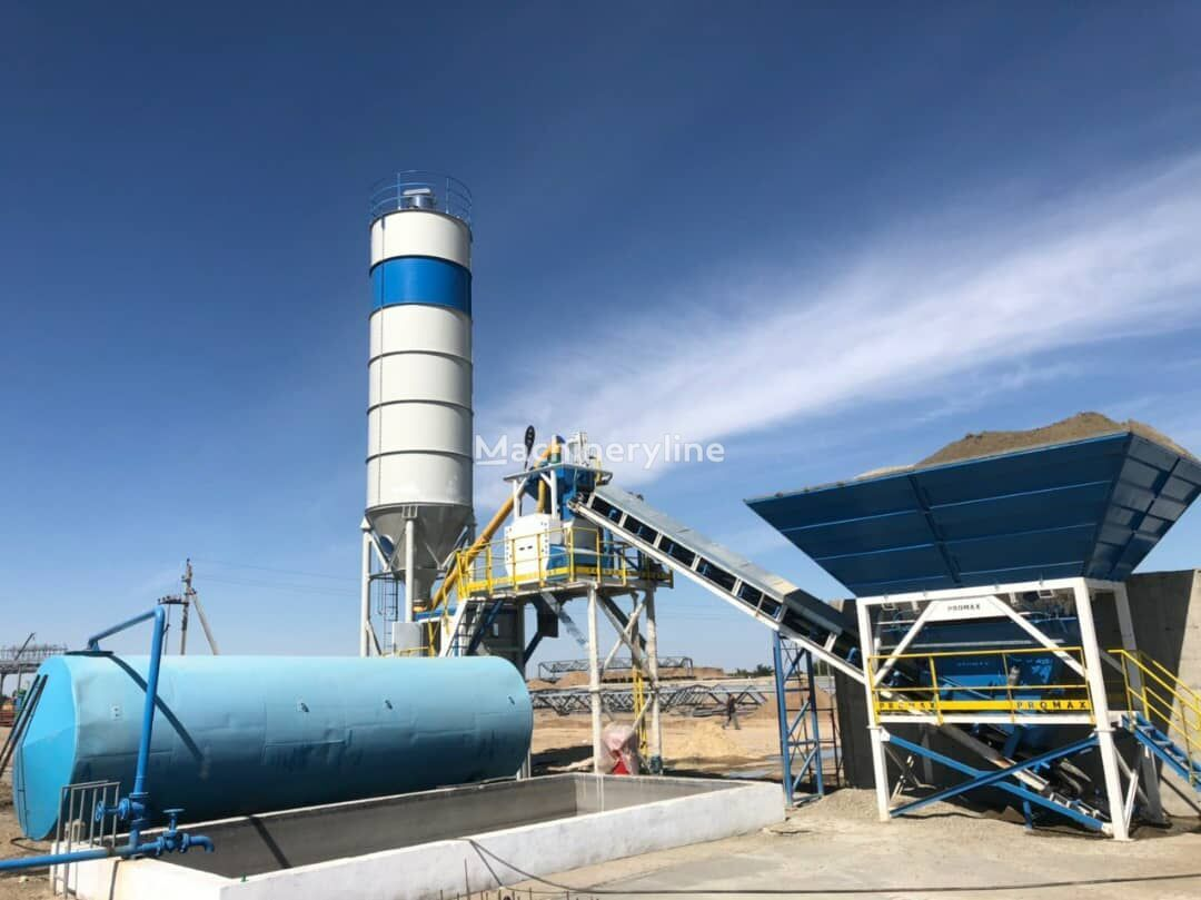 ny PROMAX Planta de Hormigón Compacta C60-SNG PLUS (60m³/h) betongfabrikk