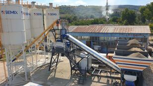 ny SEMIX Mobile 120-135 Y SEMIX MOBILNE WĘZŁY BETONIARSKIE120-135 m³/h betongfabrikk