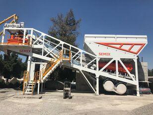 ny SEMIX Mobile 60V betongfabrikk
