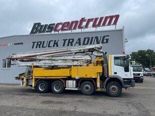 Putzmeister  på chassis IVECO Trakker 410 8x4 Putzmeister 36-4.16H betongpumpe