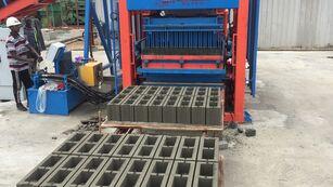 ny CONMACH Concrete Block Making Machine -12.000 units/shift utstyr for produksjon av betong blokker