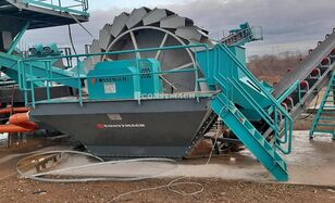 ny CONSTMACH Wheel (Bucket) Washer knuseverket