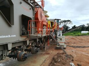 ny CONSTMACH 50-60 tph MOBILE HARD STONE CRUSHING PLANT, 2 YEARS WARRANTY mobile knuseverket