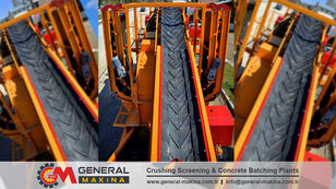 ny GENERAL MAKİNA 640 Mobile Crushing and Screening Plant mobile knuseverket