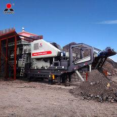 ny Liming jaw crusher stone crushing plant mobile knuseverket