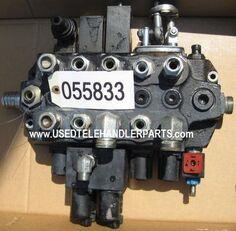 (055833) distributør for MERLO motvektstruck