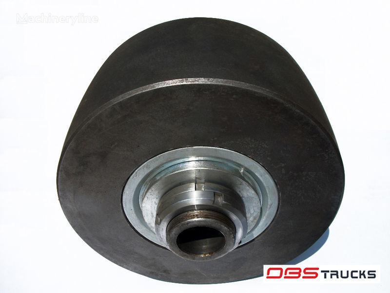 Rolki, Roller for concrete mixer  LIEBHERR (0-00-80) reservedeler for LIEBHERR betongblander lastebil